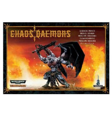 Games Workshop Warhammer 40000 40K Chaos Daemons Daemon Prince 97-24
